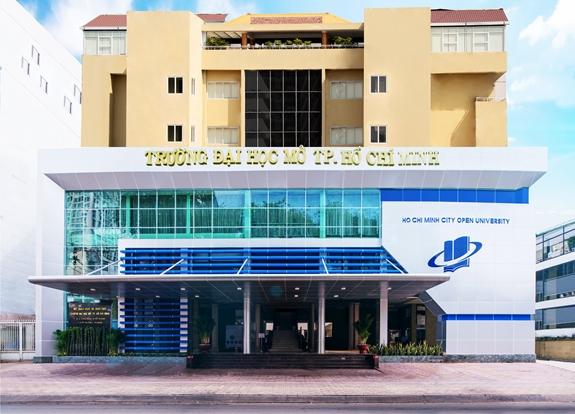 Đại học Mở TP HCM