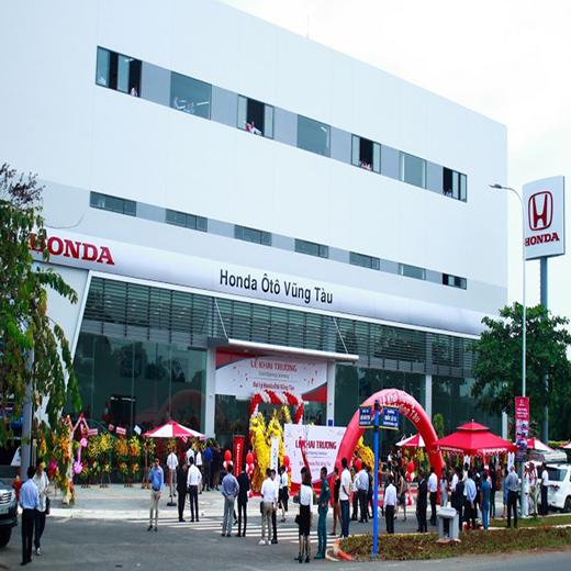 Hình ảnh Công ty Honda Việt Nam
