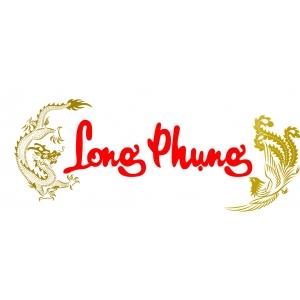 Logo Công Ty Cổ Phần Thực Phẩm Quốc Tế Long Phụng