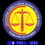 Logo Văn phòng công chứng Dương Thị Cẩm Thủy