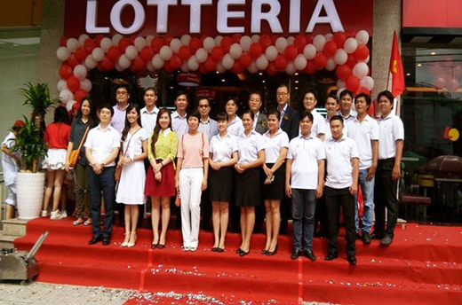 Hình ảnh Công Ty TNHH Lotteria Việt Nam