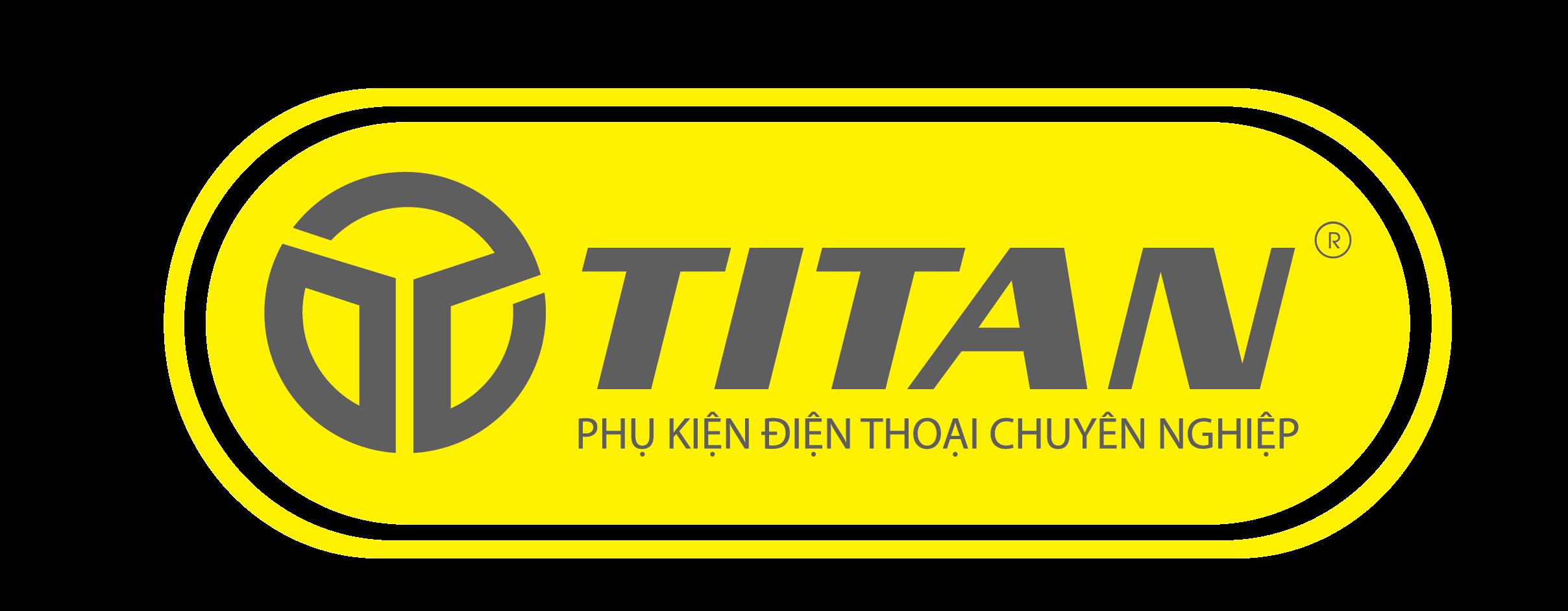 Logo Công ty Cổ phần thương mại TITAN Việt Nam