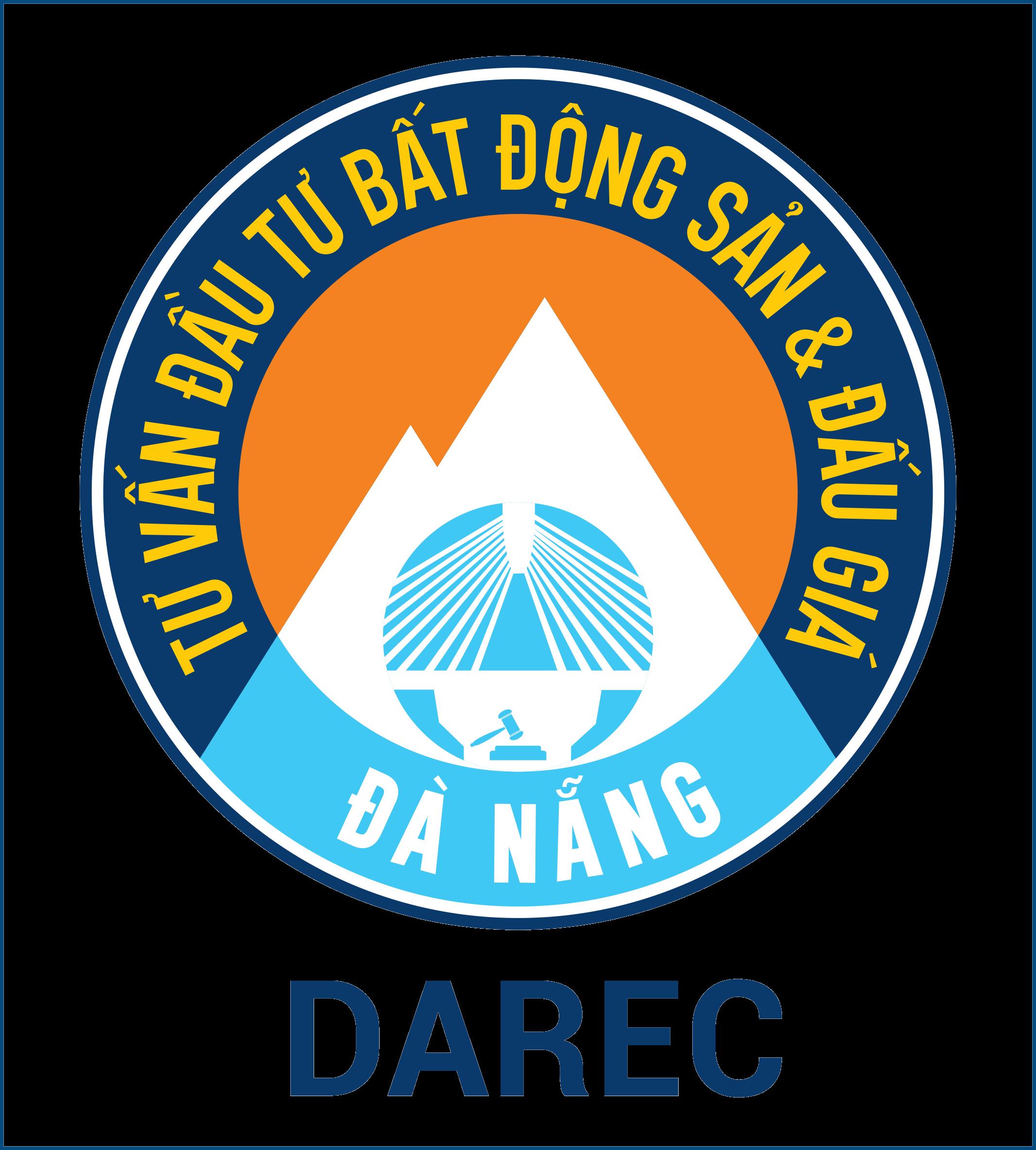 Logo Công ty TNHH MTV Tư vấn Đầu tư bất động sản và Đấu giá Đà Nẵng