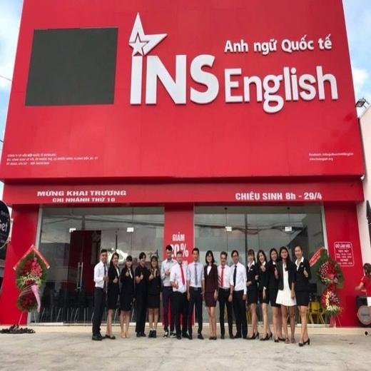 Hình ảnh Hệ thống Anh ngữ Quốc tế Ins English