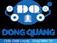 Logo Công ty CP Dệt Đông Quang