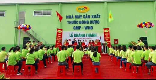 Hình ảnh Công ty Cổ phần Dược phẩm PQA