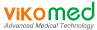 Logo Công ty Liên doanh Y học Việt - Hàn (VIKOMED)