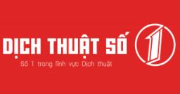 Logo Công ty Cổ phần Dịch thuật Chuyên nghiệp Số 1