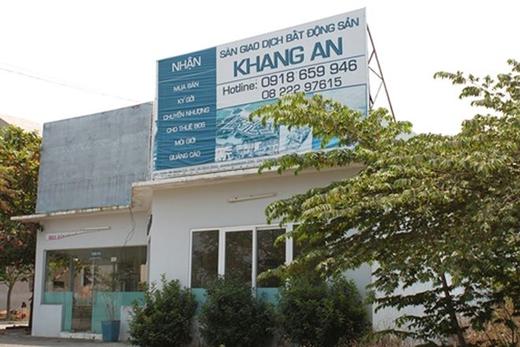 Hình ảnh Công ty Cổ phần Đầu tư Địa ốc Khang An