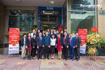 Hình ảnh Công ty Sacombank-SBJ