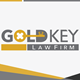 Logo GOLD KEY Law Firm