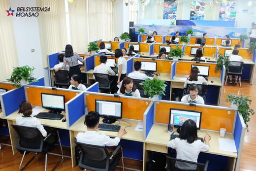 Hình ảnh Công ty Cổ phần Bellsystem24-HoaSao