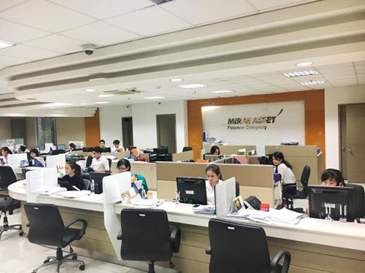 Hình ảnh Công ty Tài chính Mirae Asset (Việt Nam)