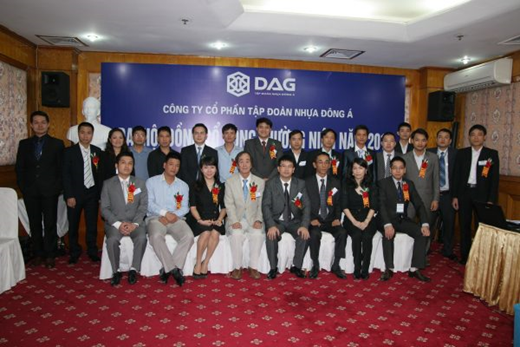 Hình ảnh Công ty Cổ phần Tập đoàn Nhựa Đông Á (DAG)