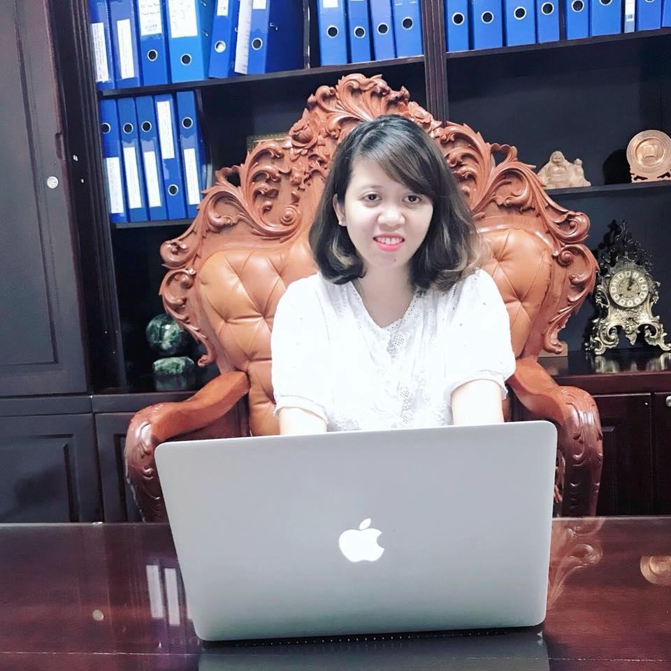 Luật sư Hoàng Thuỳ Dương