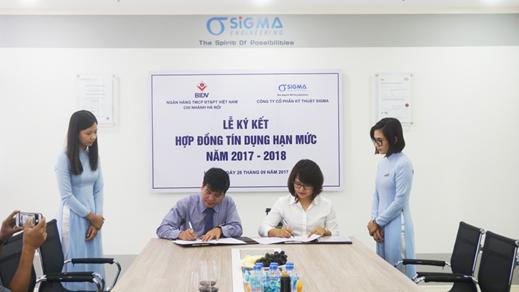 Hình ảnh Công ty Cổ Phần Kỹ Thuật SIGMA