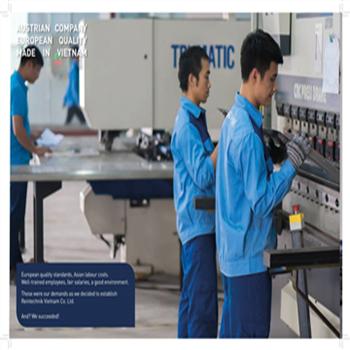Hình ảnh Công ty TNHH Reintechnik Việt Nam