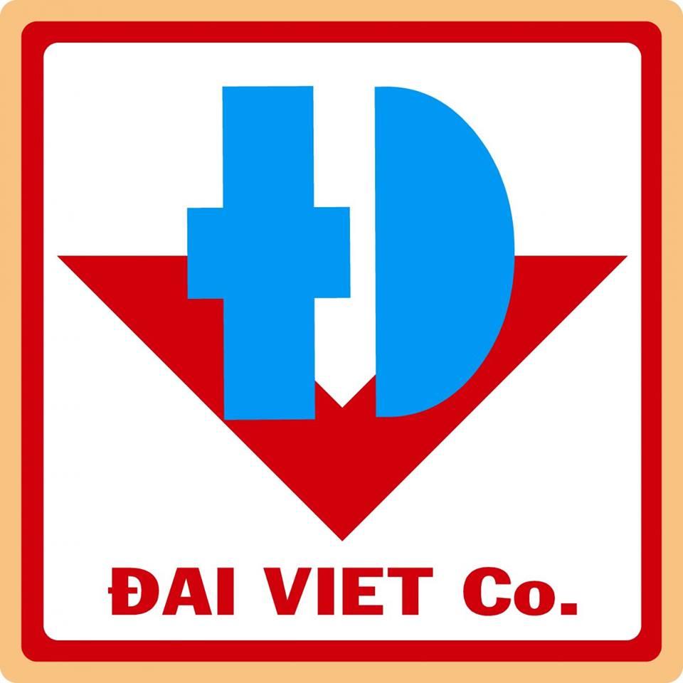 Logo Công Ty Cổ phần Đầu Tư & Thương Mại Đại Việt