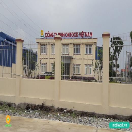 Hình ảnh Công ty TNHH Okifood Việt Nam