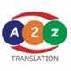 Logo Công ty TNHH Tư vấn và Dịch thuật A2Z