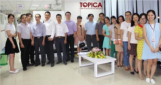 Hình ảnh Tổ hợp Công nghệ Giáo dục TOPICA