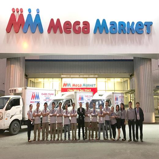 Hình ảnh Công ty TNHH MM Mega Market Việt Nam