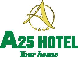 Logo Tập đoàn Khách sạn A25