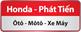 Logo Công ty TNHH TM và DV Phát Tiến
