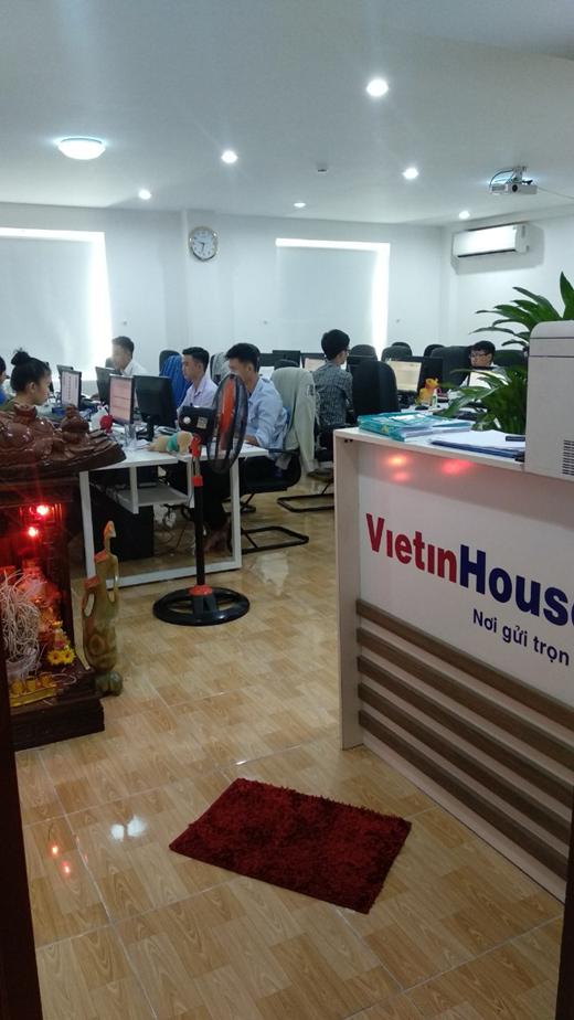 Hình ảnh Công ty cổ phần kinh doanh BĐS VietinHouse