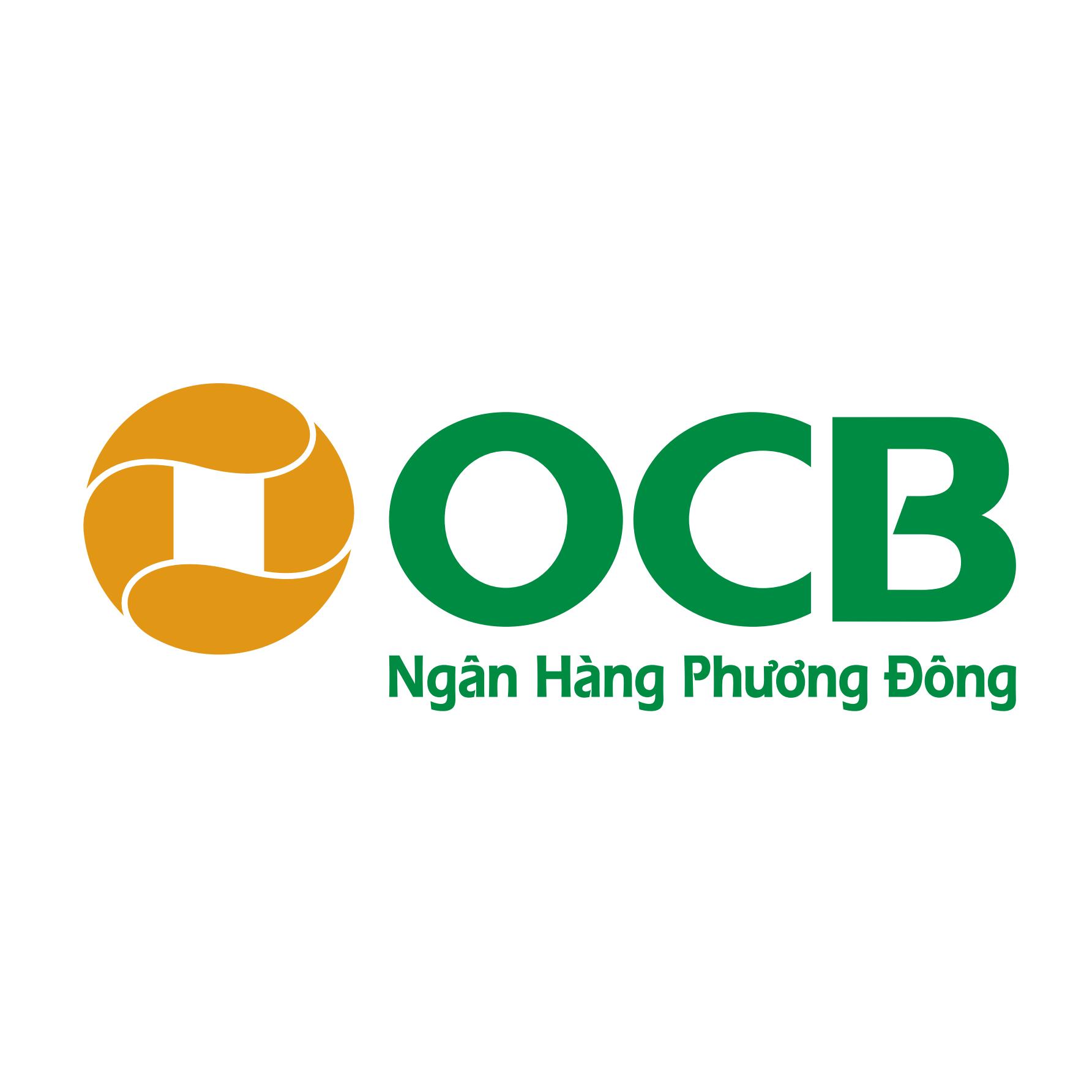 Logo Ngân hàng TMCP Phương Đông - Hội sở (OCB)