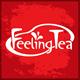 Logo Công ty TNHH Cảm xúc – Feeling Tea Trà sữa Trân châu