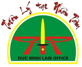 Logo Văn phòng luật sư Đức Minh