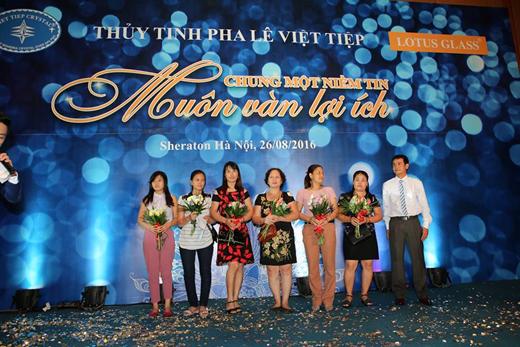 Hình ảnh Công Ty TNHH Pha Lê Việt Tiệp Thái Bình