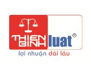 Logo Công ty Tư vấn Thiên Bình Luật