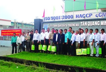 Hình ảnh Công ty TNHH Tân Quang Minh Sài Gòn