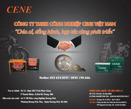 Hình ảnh Công ty TNHH Công nghiệp Cene Việt Nam