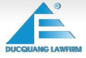 Logo Văn phòng luật sư Đức Quang