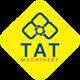 Logo Công ty Cổ phần Máy Công cụ và Thiết Bị T.A.T