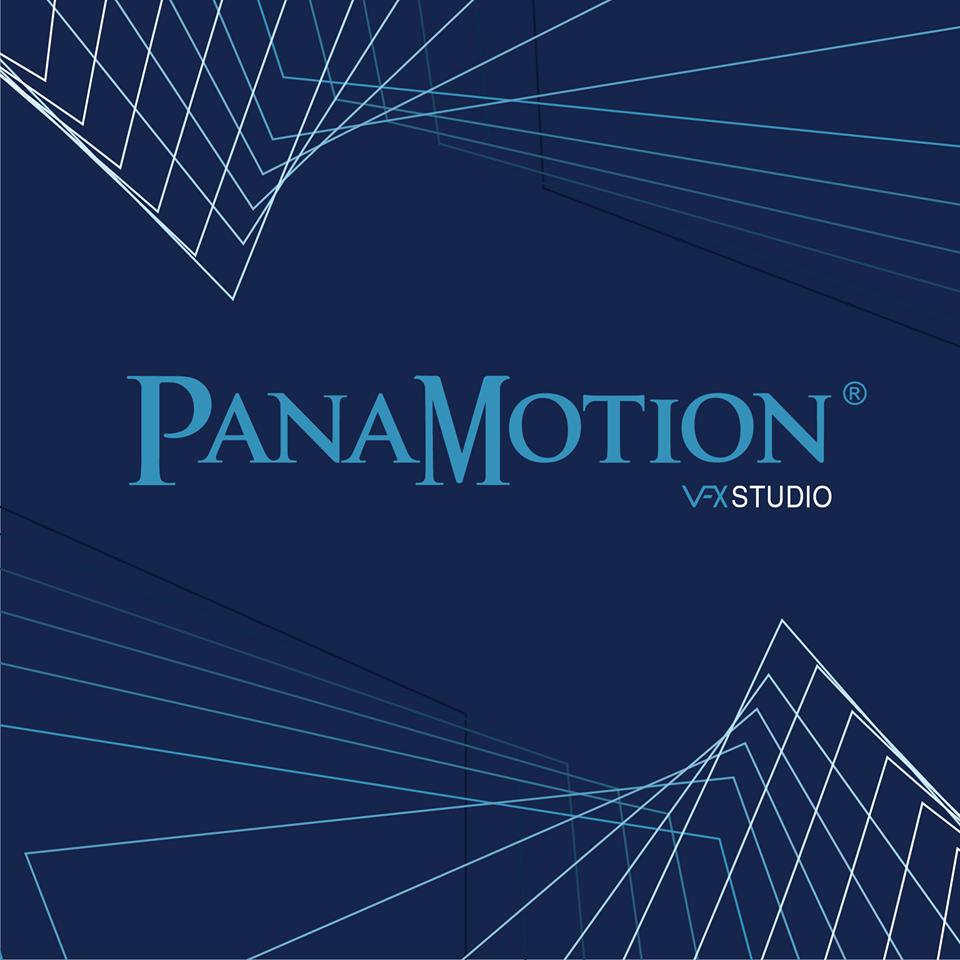 Logo Công ty Cổ Phần Hiệu Ứng Hình Ảnh Panamotion Việt Nam (PanaMotion - VFX Studio)