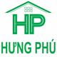 Logo BDS Hưng Phú