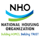 Logo National Housing Organization N.H.O