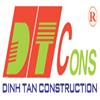 Logo Công ty CP Đầu Tư Xây Dựng Định Tân