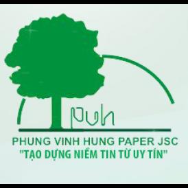 Logo Công ty Cổ phần Giấy Phùng Vĩnh Hưng