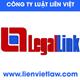 Logo Công ty Luật Liên Việt - Legal Link