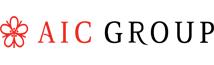 Logo Công ty CP Tiến bộ Quốc tế (AIC GROUP)