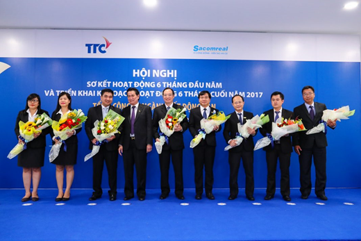 Hình ảnh TTC Land - Địa Ốc Sài Gòn Thương Tín