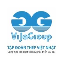 Logo Công ty Cổ phần  Luyện Thép Cao cấp Việt Nhật