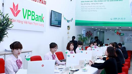 Hình ảnh Ngân hàng TMCP Việt Nam Thịnh Vượng (VPBank)