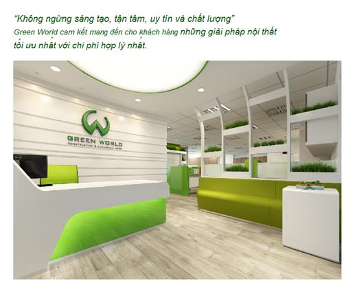 Hình ảnh Công ty Cổ Phần Xây Dựng và Thương Mại Green World