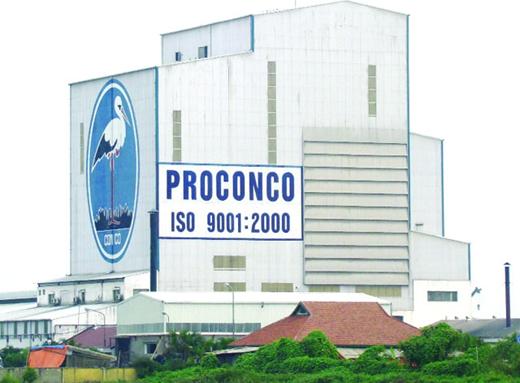 Hình ảnh Cty CP Việt Pháp SX thức ăn gia súc Proconco (Masan Group)